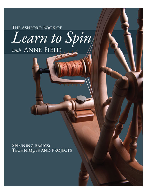 The Ashford Book of Learn to Spin - Anne Field