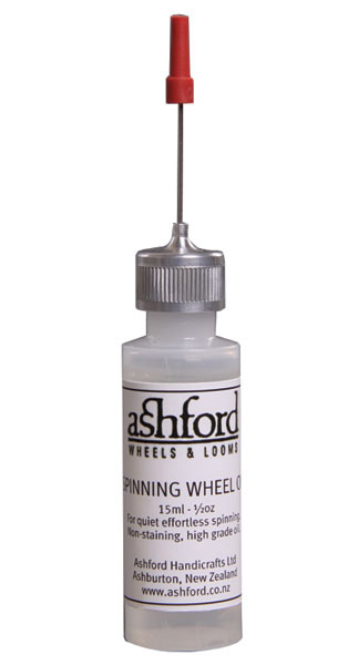 Ashford spinning wheel oil (for lubrication)