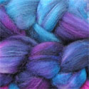 Superwash merino dyed by Spinstar