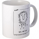 Yvonne the Sheep Mug