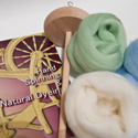Hand Spinning Drop Spindle Starter Kit